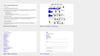 Capture: Brutalist web design