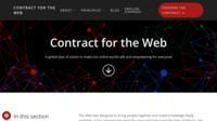Capture: Un contrat pour le Web